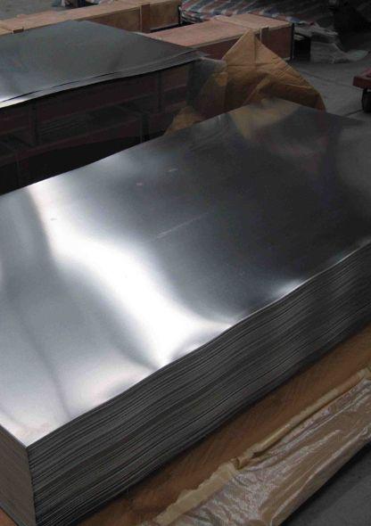 Inconel 601 Sheets, Plates & Coils