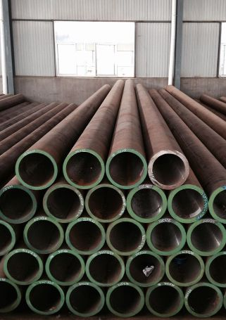 Alloy Steel P5 / T5 Pipes and Tubes