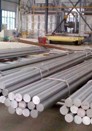 Aluminium 5052 Rods / Bars