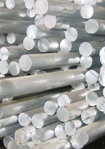 Aluminium 5083 Rods / Bars