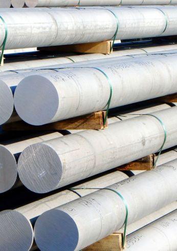 Aluminium 6063 Rods / Bars