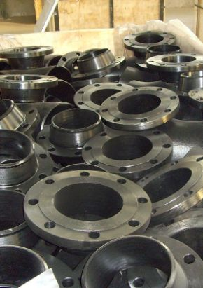 ASTM A105 / A105N Carbon Steel Flanges