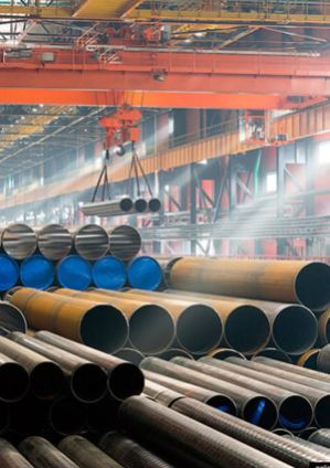 ASTM A333 GR. 6 Seamless Pipes