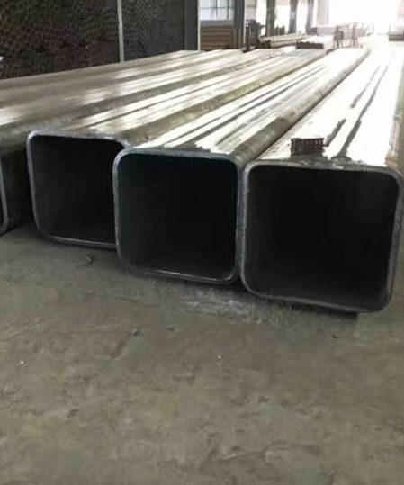 Carbon Steel Seamless Square Pipes