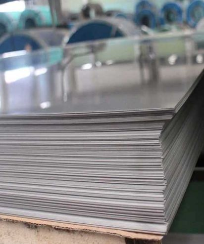 SS Cold Rolled Sheets