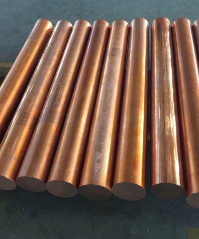 Cupro Nickel Round Bars