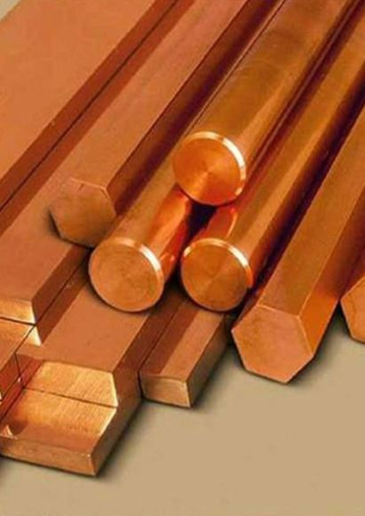 Cupro Nickel 90/10 Rods / Bars