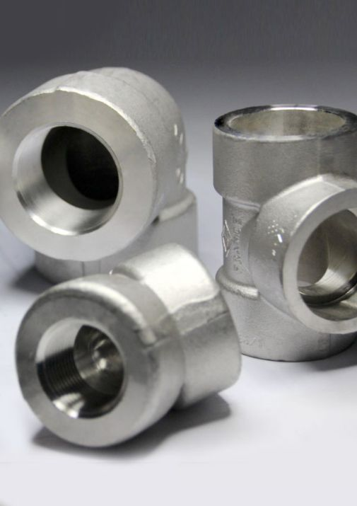 Duplex Steel S31803 / S32205 Forged Fittings