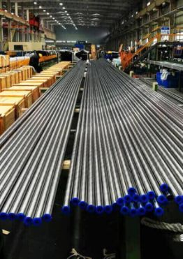 Duplex Steel S31803 / S32205 Pipes and Tubes