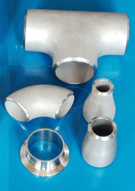 Duplex / Super Duplex Steel Pipe Fittings