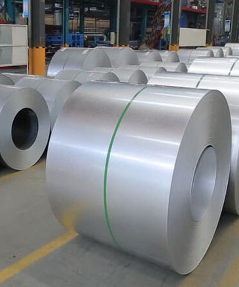 High Nickel Alloy Coils