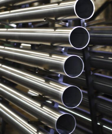 High Nickel Alloy ERW Tubes