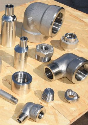Incoloy 800 / 800H / 800HT Forged Fittings
