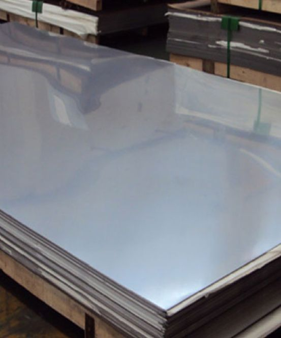 High Nickel Alloy Cold Rolled Sheets