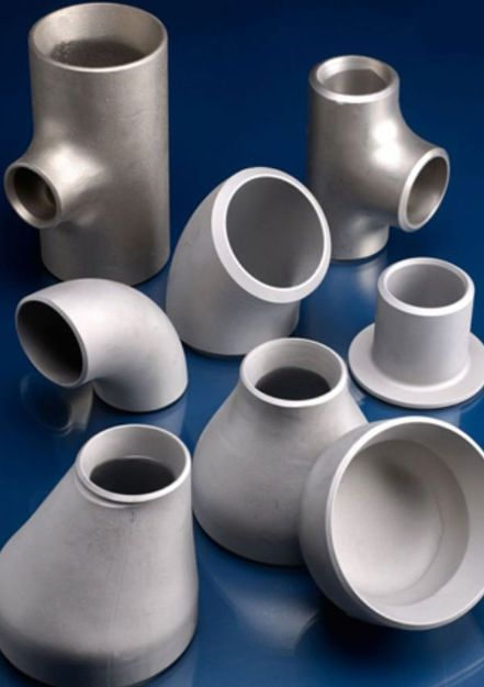SS 304 / 304L Pipe Fittings