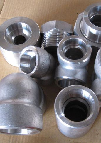 SS 316 / 316L Forged Fittings
