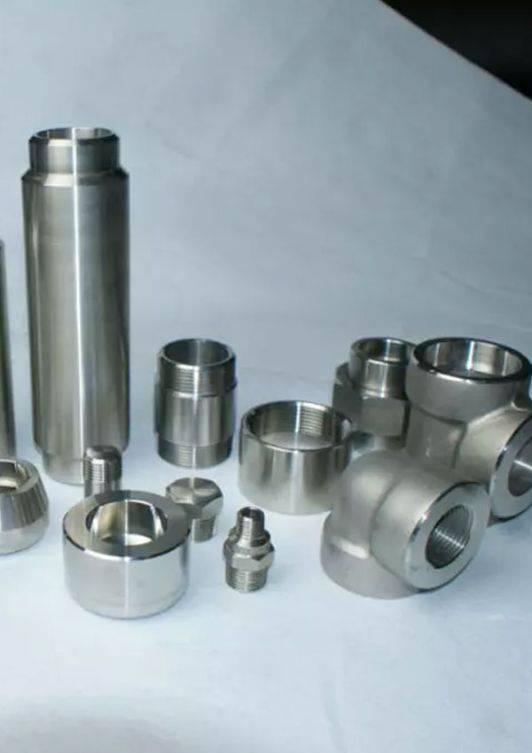 SS 316H Forged Fittings