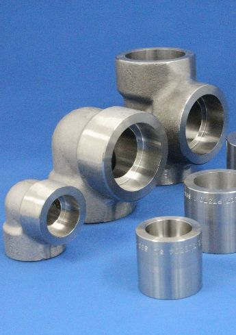 SS 317 / 317L Forged Fittings