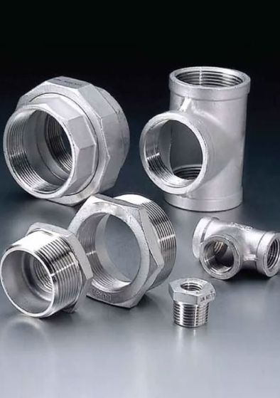 SS Forged Fittings