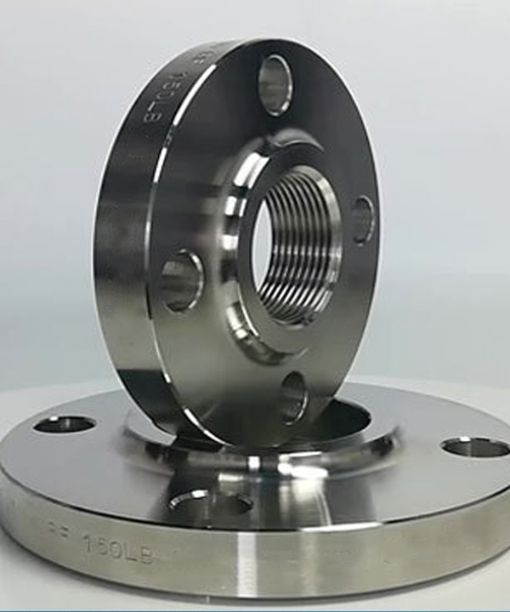 SS Slip On Flanges