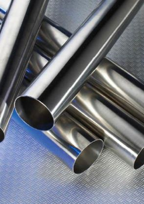 Stainless Steel 316Ti Pipes and Tubes
