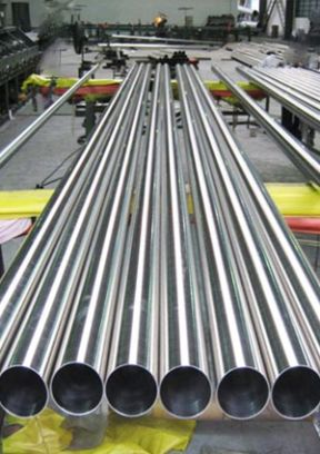Stainless Steel 317 / 317L Pipes and Tubes