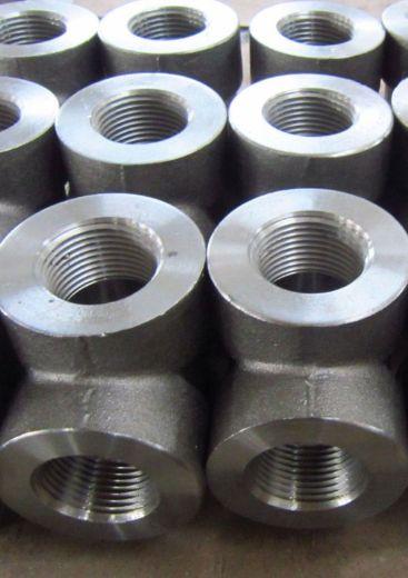 Duplex / Super Duplex Steel Forged Fittings