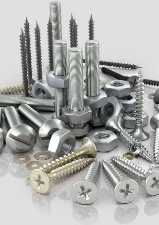 Super Duplex Steel S32760 / S32750 Fasteners