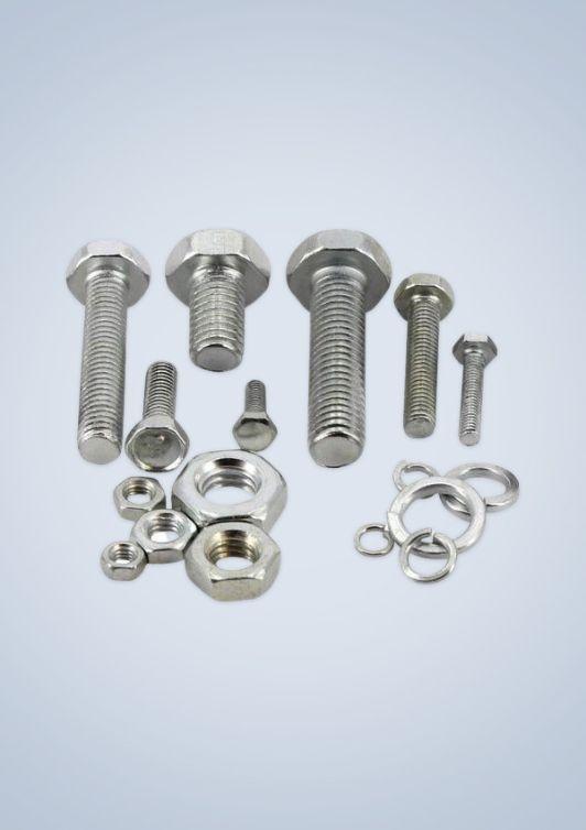 Titanium Gr2 Fastener