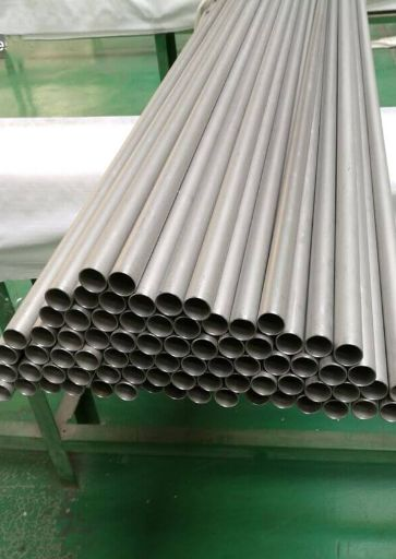 Titanium Alloy Pipes and Tubes