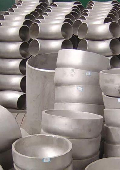 Titanium Gr. 2 Pipe Fittings
