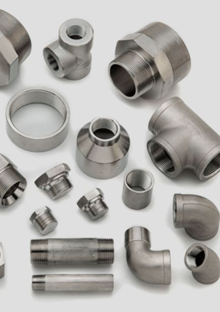 Titanium Gr5 Forged Fittings