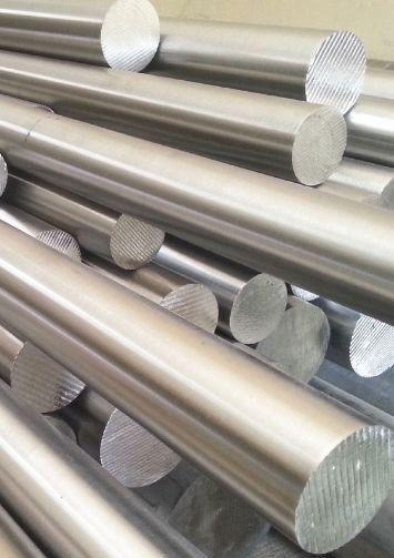 Titanium Gr 5 Rods / Bars